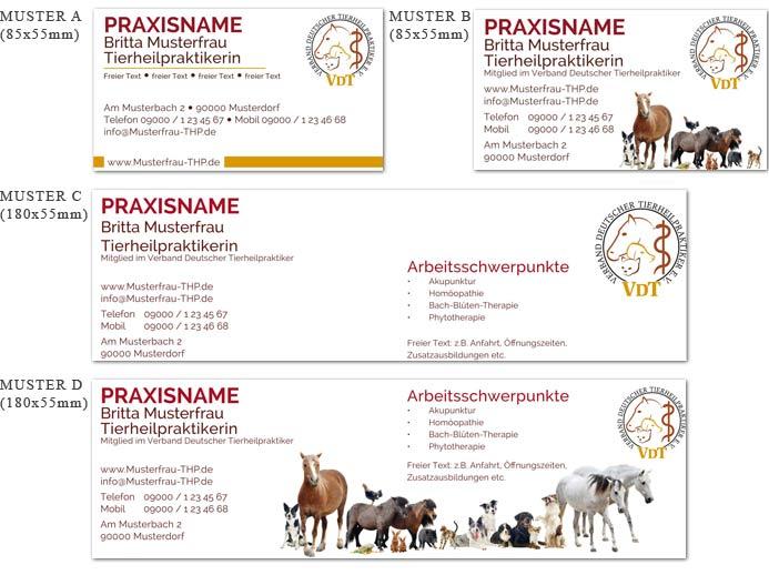 Praxispräsentation Verband Deutscher Tierheilpraktiker E V